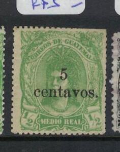 Guatemala SC 18 MNG (5dqm)