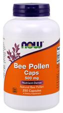 Bee Pollen 500mg Now Foods 250 Caps