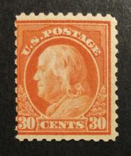 TDStamps: US Stamps Scott#516 Mint NH OG Reperf left