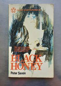 Peter Saxon BLACK HONEY Vintage RARE pb