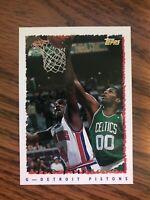 1994-95 Topps #25  Joe Dumars  Detroit Pistons NrMt
