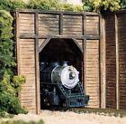 Woodland Scenics 1/87 HO Scale Timber Single Track Tunnel Portal #  C1254 F/S