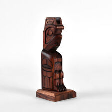 Cedar Native Model Totem Pole Various Designs