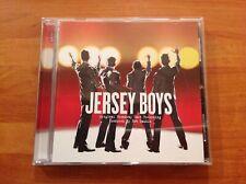 JERSEY BOYS - 2009 CD Album - ORIGINAL BROADWAY CAST SOUNDTRACK