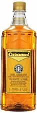 New Starbucks CARAMEL Flavored Syrup 1 Liter 33.8 fl oz Bottle - NO PUMP