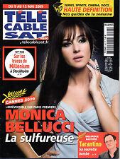 Mag TELE 2009: MONICA BELLUCCI_RENAUD CAPUCON_SOFIA ESSAÏDI_NICOLAS TOUZAINT