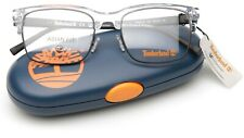 NEW TIMBERLAND TB1601-F 027 CRYSTAL EYEGLASSES GLASSES FRAME 53-19-145 B41mm