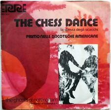 DISCO VINILE 45 GIRI THE CHESS DANCE GHOSTS OF NOTTINGHAM CANTERBURY 1973 ITALY
