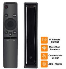 Nuevo reemplazo de control remoto BN59-01259B es apto para Samsung 4K 6/7/8/9 TB Smart TV