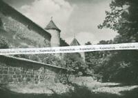 Amberg in der Oberpfalz - An der alten Stadtmauer - Turm - um 1925     U 24-9