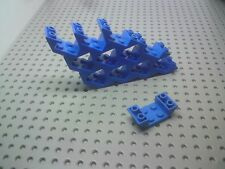 Lego upverters pentes double 4x2 Boat Hull sections [4871] - Bleu x12