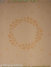 """Leane Creatief Embossing Folders """"Circle Frame"""" 359760 Cards And Scrapbooking"""