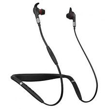 Jabra Evolve 75e & Link 370 MS Active Noise Cancelling in Ear Buds Skype-c