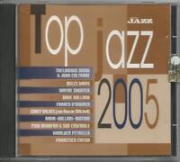 Top Jazz 2005 - CD EDITORIALE USATO OTTIME CONDIZIONI MILES DAVIS ENRICO RAVA