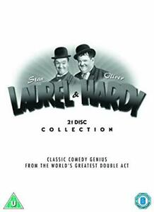 Laurel and Hardy: The Collection (Tradewide repackage) [DVD] [2018][Region 2]