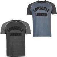 Lonsdale Londres Marne Ll Hommes T-Shirt S M L XL 2XL 3XL T-Shirt Neuf