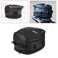 Waterproof Motorcycle Bike Rear Sport Back Seat Bag Scooter Helmet Pack Wellmade