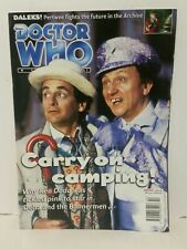 DOCTOR WHO Magazine DWM #301 March 2001