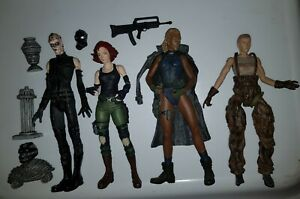 McFarlane Metal Gear Solid Action Figure x 9 Collection