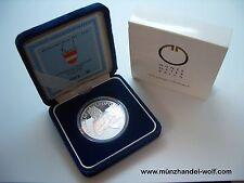 100 Schilling Silber 1995 Markgraf Leopold III. PP