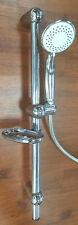 asta colonna saliscendi doccia con flessibile e doccetta MULTIjet-TUTTO COMPLETO