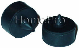 68 69 70 71 72 GM TRUNK REAR DECK LID RUBBER BUMPERS 4pc FREE SHIPPING  (1064)