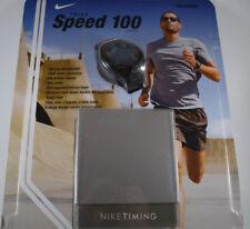 IOB! Nike Triax Timing Speed 100 Super Men's Watch WR0127-002 Black BRAND NEW!