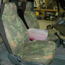 2005-2012 FORD RANGER 60/40 HIGH BACK CAR SEAT COVERS CAMO TREE ,NICE&COOL