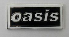 Oasis 'logo' enamel badge. Liam Gallagher,Noel Gallagher,Mod,B​eady Eye, Tickets
