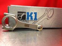 K1 4340 FORGED H BEAM Rod set 033CS17136 fits Nissan SR20 SR20DET