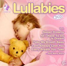 CD Lullabies Schlaflieder von Various Artists 2CDs