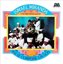 FANIA Salsa ISMAEL MIRANDA asi se compone un son RARE CD REMASTERED cuidate bien