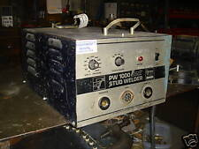 HA JONES PW 1000 WELDER