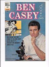 Ben Casey #1 June 1962 Vince Edwards