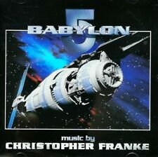 Babylon 5 - Original Soundtrack [1995]   Christopher Franke   CD