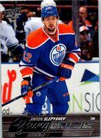 2015-16 Upper Deck Series One Young Guns Hockey Rookie Card #237 Anton Slepyshev