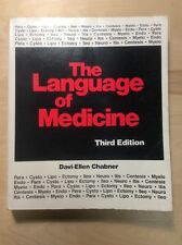 The Language of Medicine Third Ed (1985, Paperback) Chabner PreOwnedBook.com