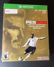 Pro Evolution Soccer 2019 [ David Beckham STEELBOOK Edition ] (XBOX ONE) NEW