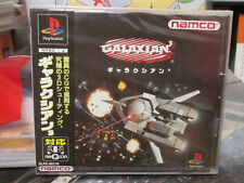 Galaxian 3 (1996) New Factory Sealed Japan Sony PlayStation PS1 Import Game