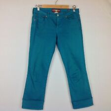 Lucky Brand Cropped Jeans Womens 4 Stretch