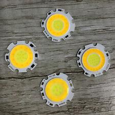 10Pcs 3 Вт 5 Вт 7 Вт 10 Вт двухцветной круглый светодиод Cob бусины чипсы для светодиодная лампа GL0686