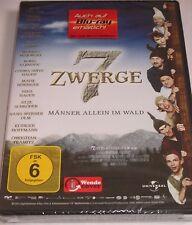 7 Zwerge - Männer allein im Wald - DVD/NEU/OVP/Otto Waalkes/Nina Hagen