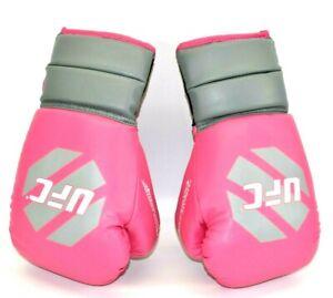 Ultimate Fighting Championship UFC 2012 Zuffa Boxing Gloves 10oz Pink Women's