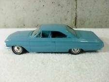 Vintage 1964 Ford Galaxie 500XL Dealer Promo Car Plastic Model ~NICE~