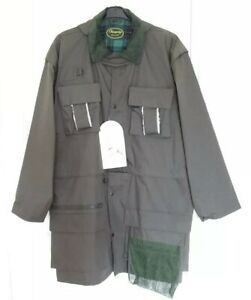 """**New** Champion ' Gillie' 4 In 1 Super Fishing Jacket Size L  Chest 42"""""""