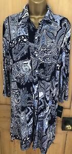Ralph Lauren Nightshirt Nightdress Sleepwear Ladies M Medium