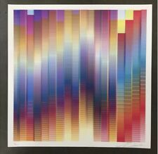 Felipe Pantone SUBTRACTIVE VARIABILITY 4 Signed Numbered(In Hand Ships Now)print