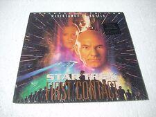 STAR TREK - FIRST CONTACT / dolby digital AC-3 laserdisc usa
