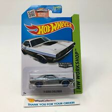 '71 Dodge Challenger #227 * Zamac * 2015 Hot Wheels * Q21