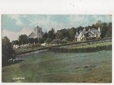 Leusden Devon Vintage Postcard Chapman 288b